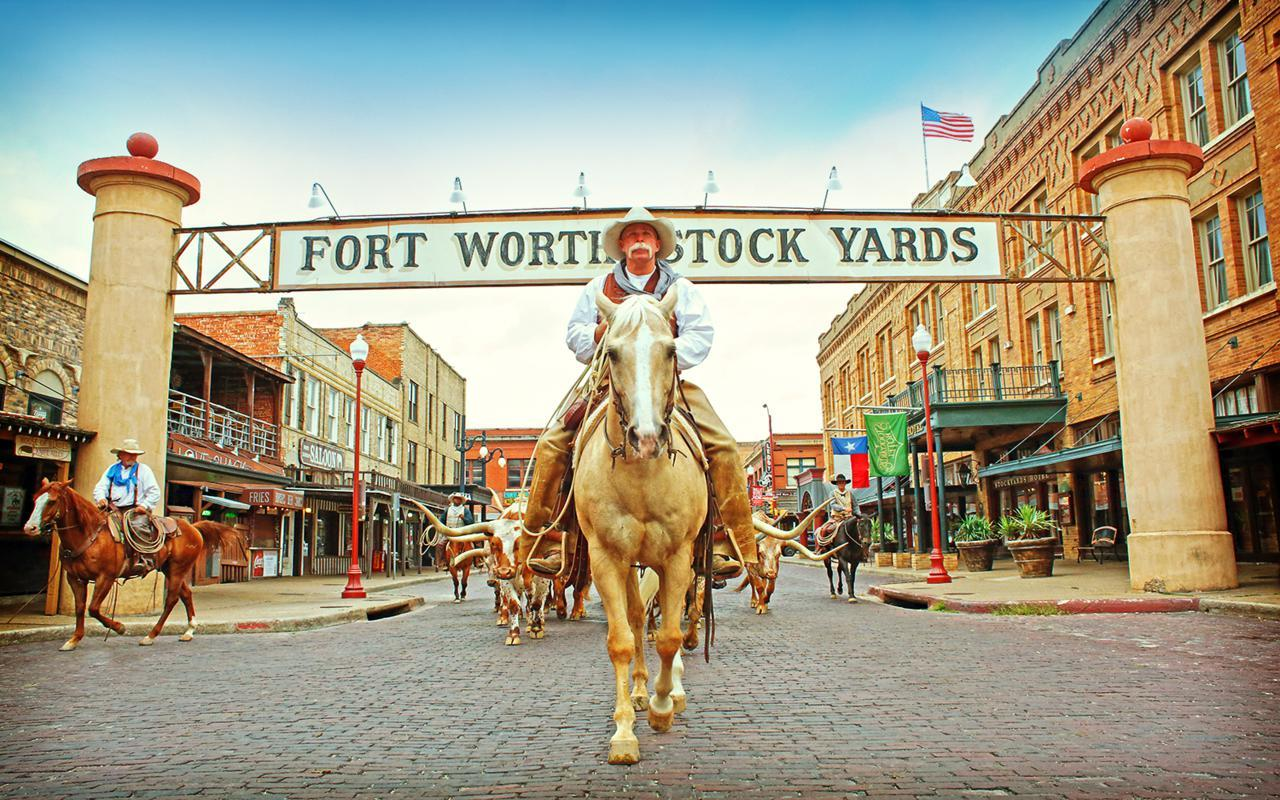 Round Up Your Family for a Fort Worth Reunion