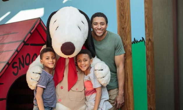 Celebrating 100 Years of Togetherness at Knott's Berry Farm