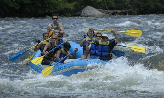Celebrating good times in Lake George Area, New York