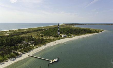 Four Core Communities of the Southern Outer Banks in North Carolina