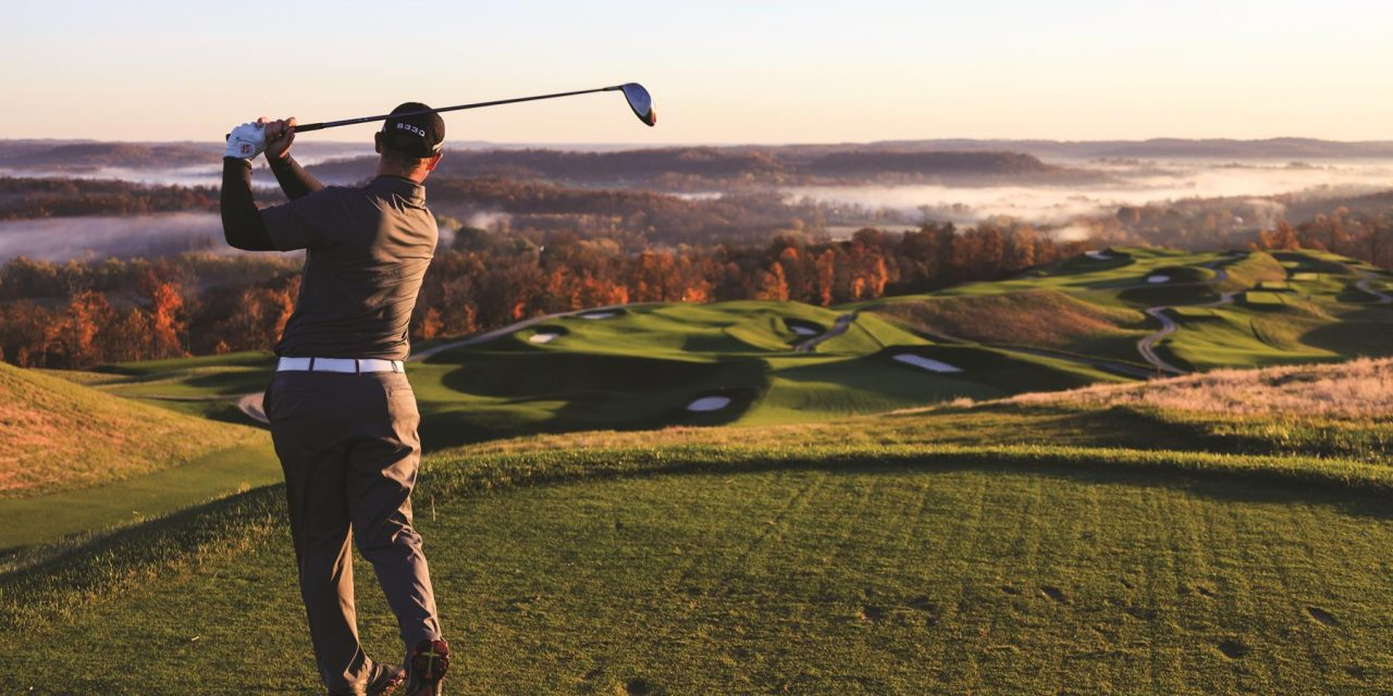 Golf is Perfect for a Father, Son, and Grandson Getaway