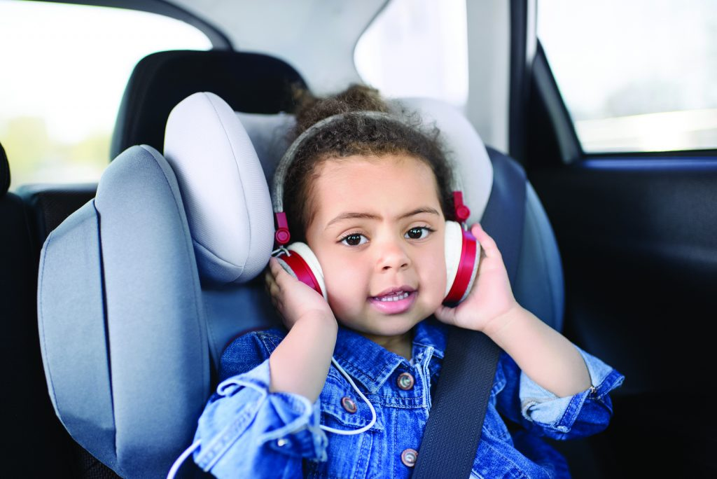 Audio books are educational and keeps kids off their screens.